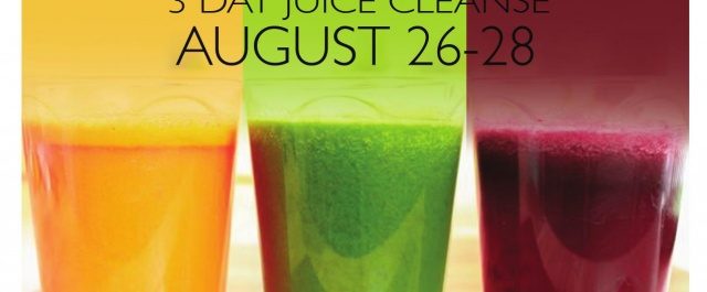 Body Alive Yoga Studio presents: FRESH START: A 3 Day Juice and Yoga Cleanse