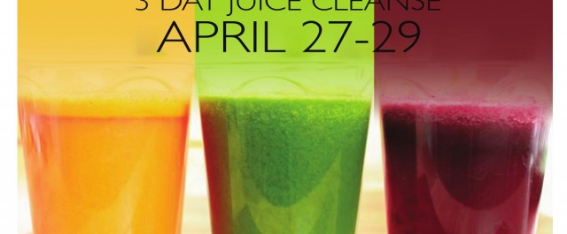 Join Body Alive Yoga for our 3 Day Juice and Yoga cleanse: FRESH START