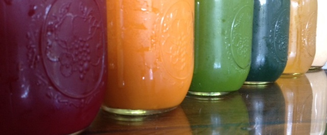 A Fresh Start: 3 Day Yoga and Juice Cleanse