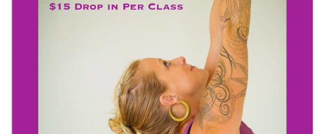 5 Week Beginners Yoga Series starts May 2nd