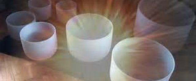 Special event at Body Alive Yoga: Yoga for Healing with Crystal Singing Bowls on Thursday December 17th!